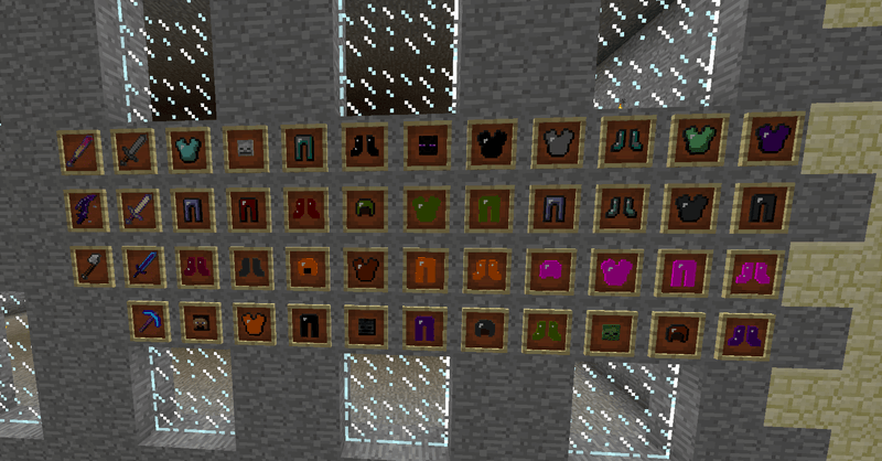 1495859923_469_mob-armors-mod-1-7-10-for-minecraft Mob Armors Mod 1.7.10 for Minecraft