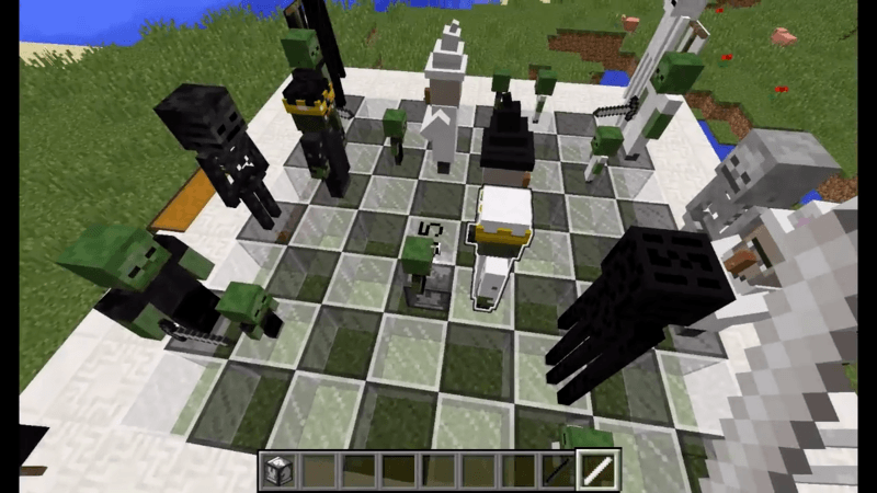 1496144102_459_torochess-mod-1-11-21-10-2-using-mobs-as-chess-pieces ToroChess Mod 1.11.2/1.10.2 (Using mobs as chess pieces)