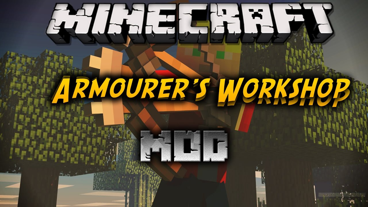 armorers-workshop-mod-1-7-10-for-minecraft Armorer's Workshop Mod 1.7.10 for Minecraft
