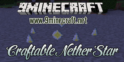 auto-draft-14167 Craftable Nether Star Mod 1.8.9/1.7.10