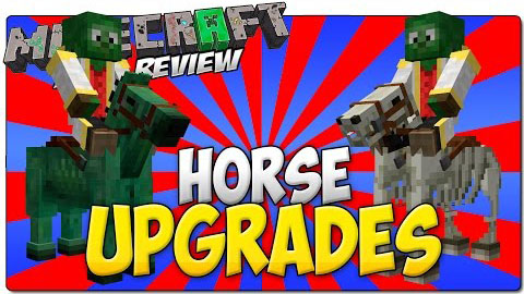 auto-draft-14592 Horse Upgrades Mod 1.9/1.8.9