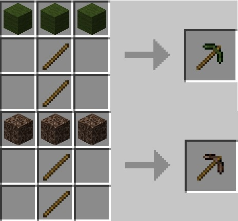 auto-draft-14607-4 More Pickaxes Mod 1.7.10