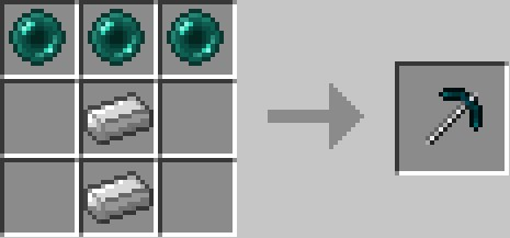 auto-draft-14607-8 More Pickaxes Mod 1.7.10