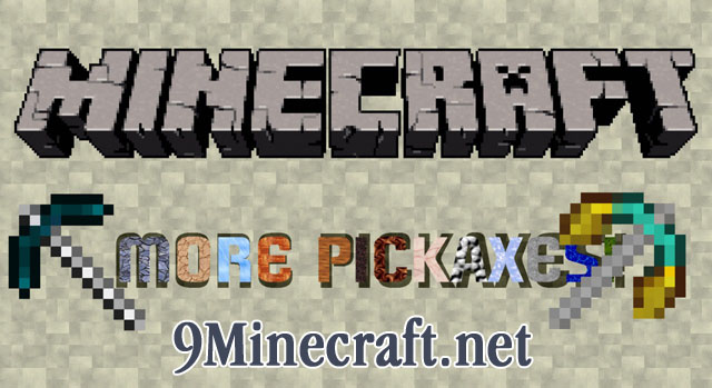 auto-draft-14607 More Pickaxes Mod 1.7.10