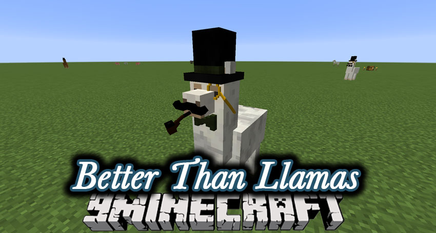 better-than-llamas-mod-1-11-2-for-minecraft Better Than Llamas Mod 1.11.2 for Minecraft
