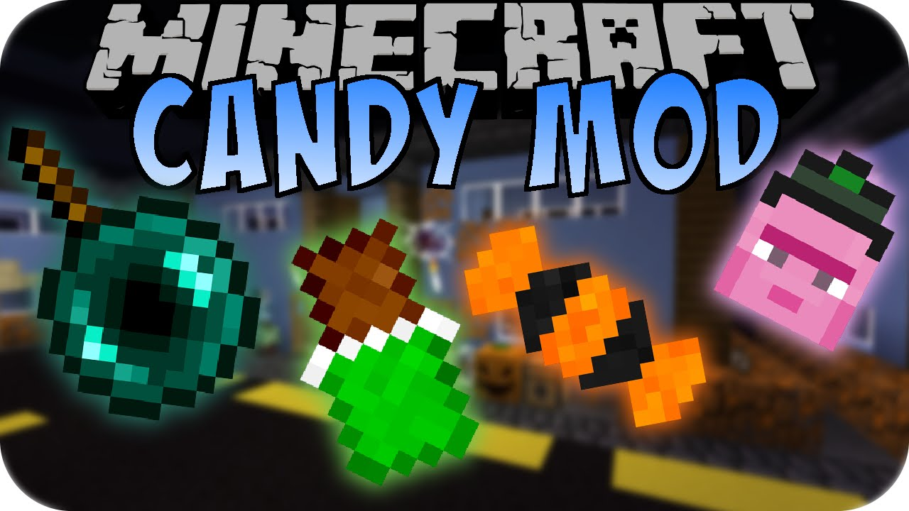 candy-mod-1-11-2-villager-children-follow-you Candy Mod 1.11.2 (Villager Children Follow You)