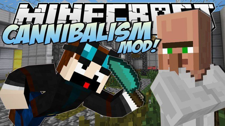 cannibalism-mod-1-11-21-10-2-for-minecraft Cannibalism Mod 1.11.2/1.10.2 for Minecraft
