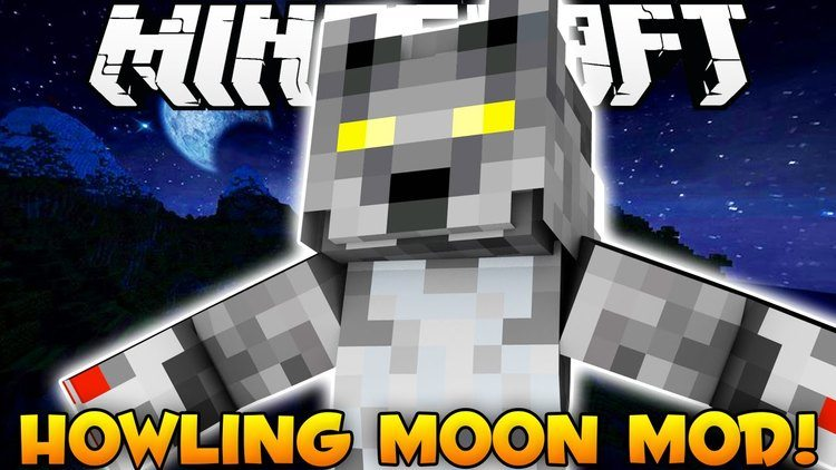 howling-moon-mod-1-11-21-10-2-for-minecraft Howling Moon Mod 1.11.2/1.10.2 for Minecraft
