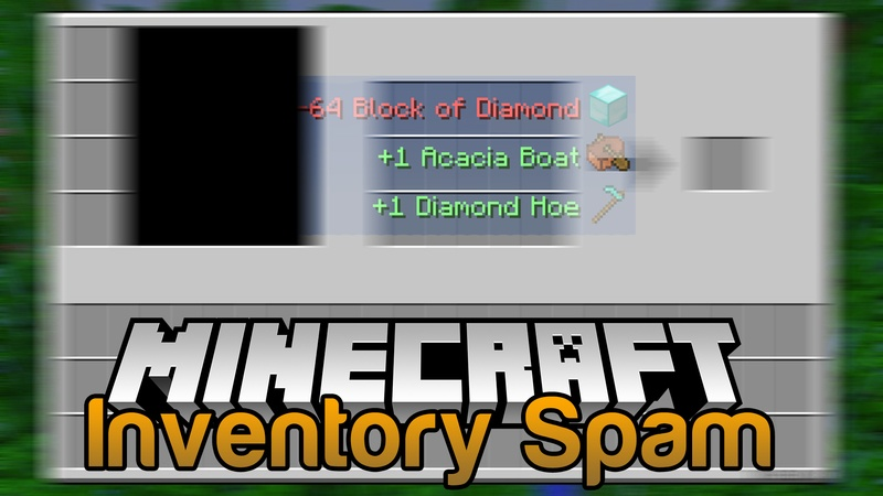 inventory-spam-mod-1-11-21-10-2-for-minecraft Inventory Spam Mod 1.11.2/1.10.2 for Minecraft