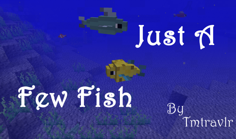 just-a-few-fish-mod-1-11-21-10-2-for-minecraft Just a Few Fish Mod 1.11.2/1.10.2 for Minecraft