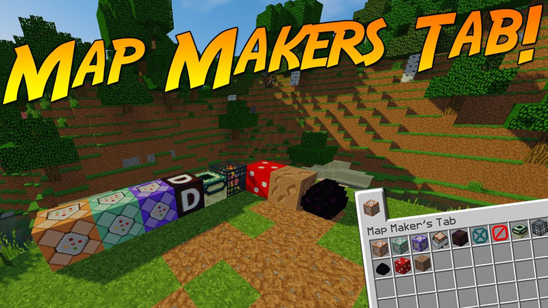 map-makers-tab-mod-1-11-2 Map Maker's Tab Mod 1.11.2