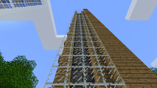 minecraft-elevator-how-to-make-a-piston-elevator-14667-12 Minecraft Elevator : How to Make a Piston Elevator