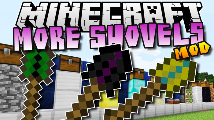 mo-shovels-mod-1-11-2-too-many-shovels Mo' Shovels Mod 1.11.2 (Too many Shovels)