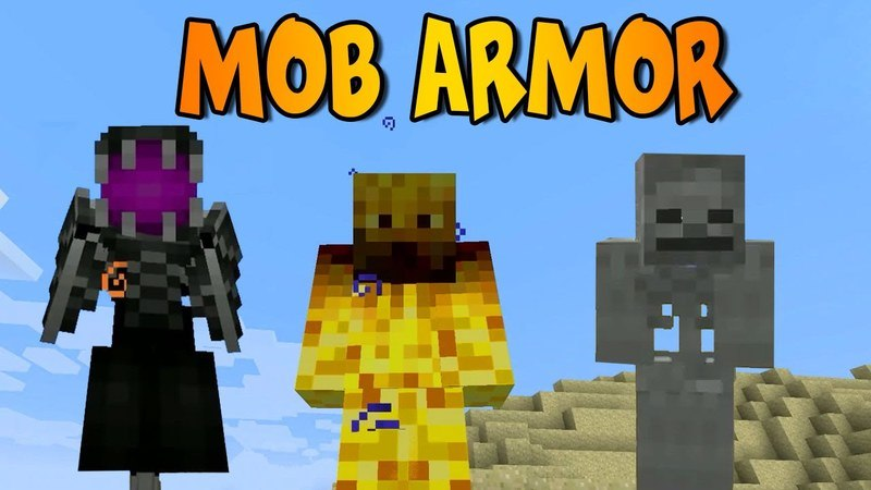 mob-armors-mod-1-7-10-for-minecraft Mob Armors Mod 1.7.10 for Minecraft