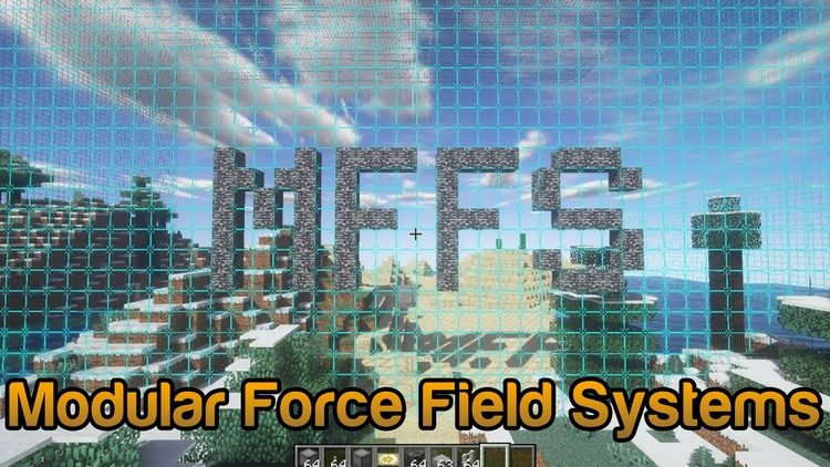 modular-force-field-systems-mod-1-11-21-10-2-for-minecraft Modular Force Field Systems Mod 1.11.2/1.10.2 for Minecraft