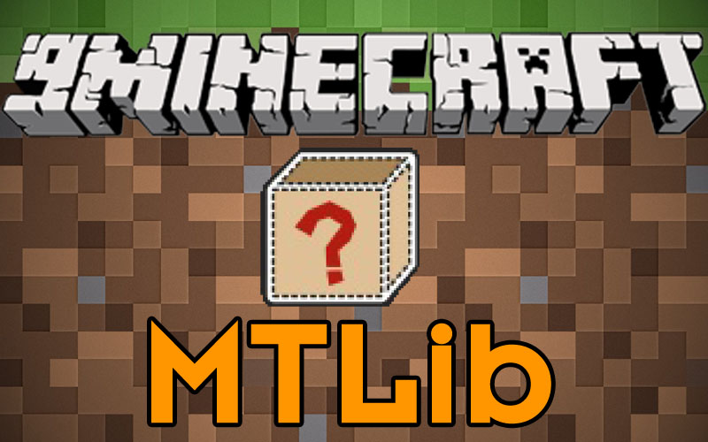 mtlib-1-11-21-10-2-library-for-crafttweakers-addons MTLib 1.11.2/1.10.2 (Library for Crafttweaker's Addons)