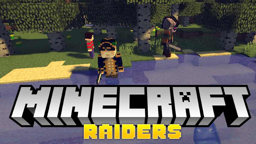 raiders-mod-1-11-21-10-2-for-minecraft Raiders Mod 1.11.2/1.10.2 for Minecraft