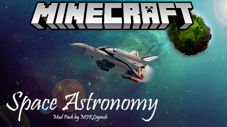 space-astronomy-mod-pack-1-7-10-for-minecraft Space Astronomy Mod Pack 1.7.10 for Minecraft