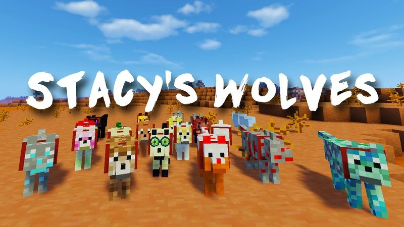 stacys-wolves-mod-1-7-10-extreme-wolf Stacy's Wolves Mod 1.7.10 (Extreme Wolf)