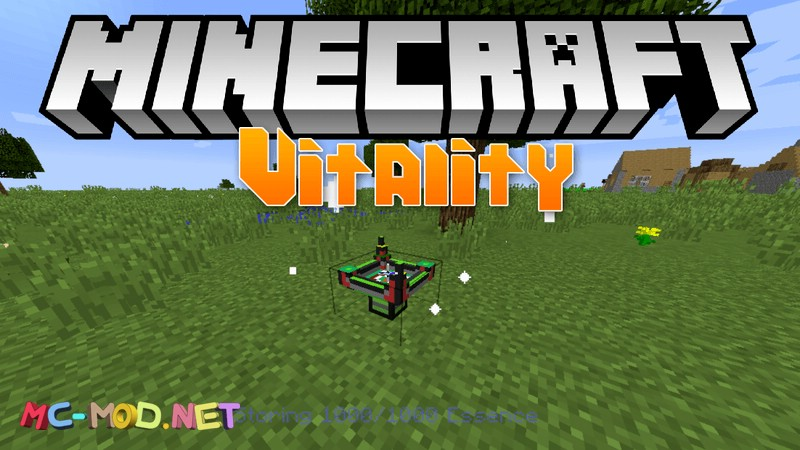 vitality-mod-1-11-21-10-2-for-minecraft Vitality Mod 1.11.2/1.10.2 for Minecraft
