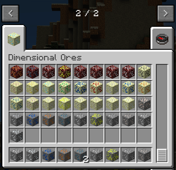 1496837217_813_dimensional-ores-mod-1-11-21-10-2-for-minecraft Dimensional Ores Mod 1.11.2/1.10.2 for Minecraft