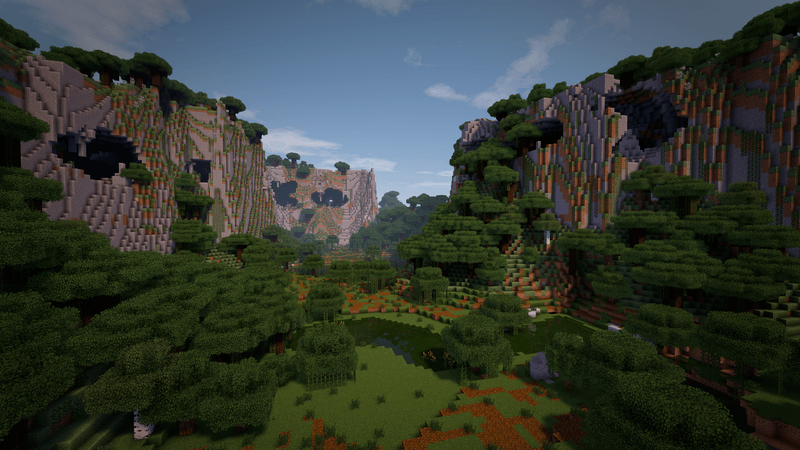 biomes-bundle-mod-1-11-21-10-2-for-minecraft Biomes Bundle Mod 1.11.2/1.10.2 for Minecraft