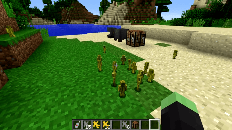 clay-soldiers-mod-1-11-21-10-2-for-minecraft Clay Soldiers Mod 1.11.2/1.10.2 for Minecraft
