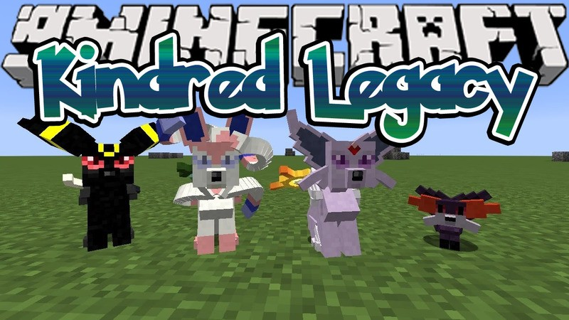 kindred-legacy-mod-1-11-21-10-2-for-minecraft Kindred Legacy Mod 1.11.2/1.10.2 for Minecraft