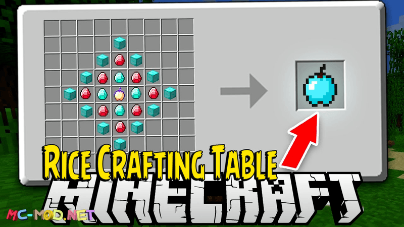 rice-crafting-table-mod-1-11-21-10-2-for-minecraft Rice Crafting Table Mod 1.11.2/1.10.2 for Minecraft