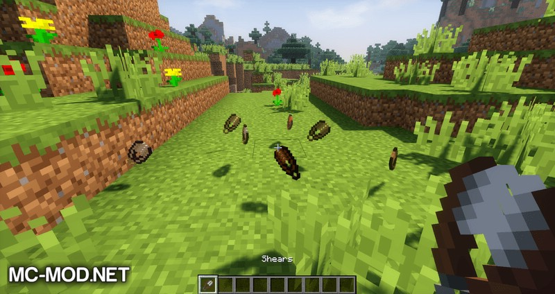 1498917599_185_wooden-shears-mod-1-121-11-2-for-minecraft Wooden Shears Mod 1.12/1.11.2 for Minecraft