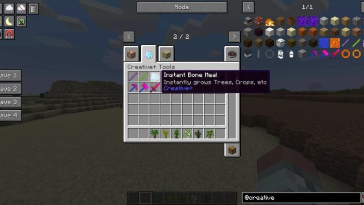 1500982946_280_creative-plus-mod-1-121-11-2-for-minecraft Creative Plus Mod 1.12/1.11.2 for Minecraft