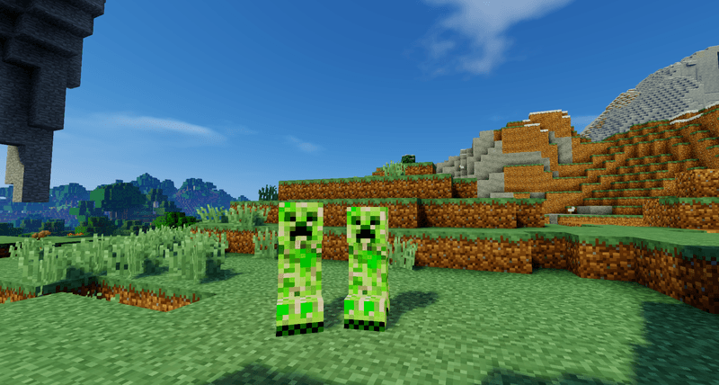 creeper-confetti-mod-1-121-11-2-for-minecraft Creeper Confetti Mod 1.12/1.11.2 for Minecraft
