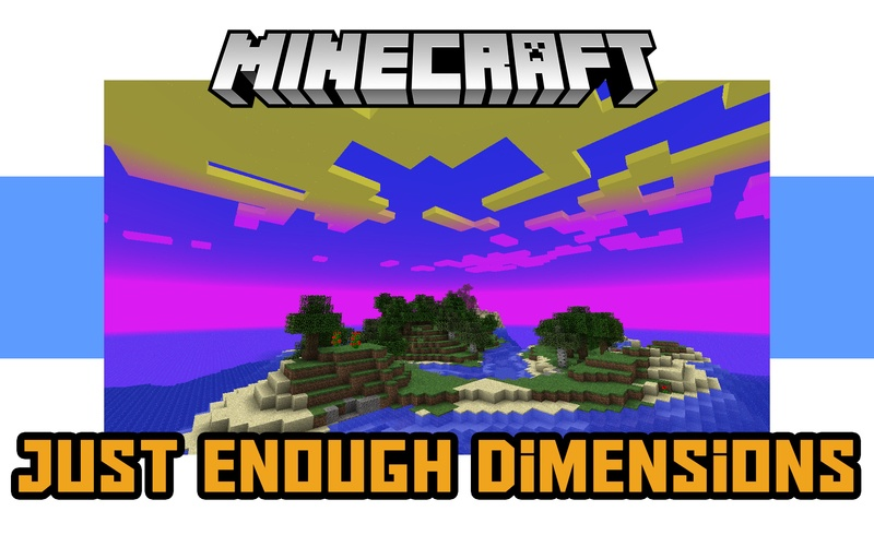 just-enough-dimensions-mod-1-121-11-2-for-minecraft Just Enough Dimensions Mod 1.12/1.11.2 for Minecraft