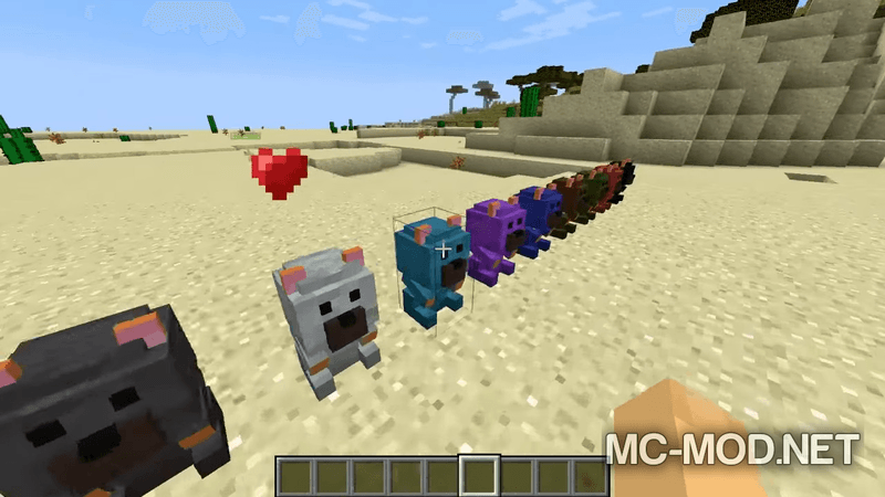 1501692219_889_potion-bears-mod-1-121-11-2-for-minecraft Potion Bears Mod 1.12/1.11.2 for Minecraft