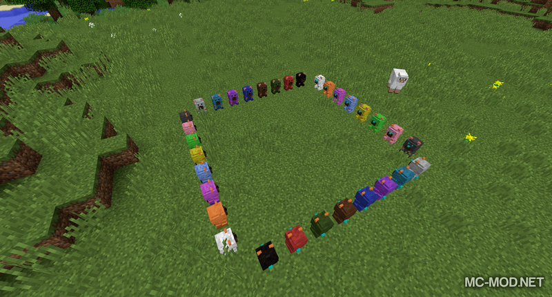 1501692220_922_potion-bears-mod-1-121-11-2-for-minecraft Potion Bears Mod 1.12/1.11.2 for Minecraft