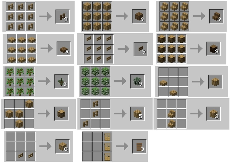 1503220803_883_wood-converter-mod-1-12-11-11-2-for-minecraft Wood Converter Mod 1.12.1/1.11.2 for Minecraft