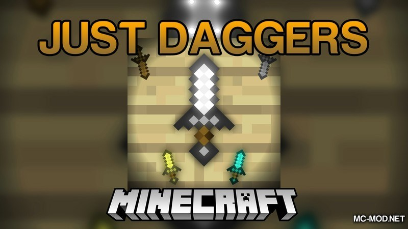 just-daggers-mod-1-12-11-11-2-for-minecraft Just Daggers Mod 1.12.1/1.11.2 for Minecraft