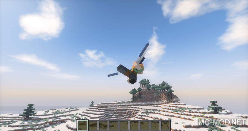 1505991416_534_third-person-elytra-mod-1-12-21-10-2-for-minecraft Third Person Elytra Mod 1.12.2/1.10.2 for Minecraft