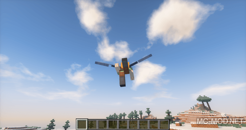 1505991416_767_third-person-elytra-mod-1-12-21-10-2-for-minecraft Third Person Elytra Mod 1.12.2/1.10.2 for Minecraft