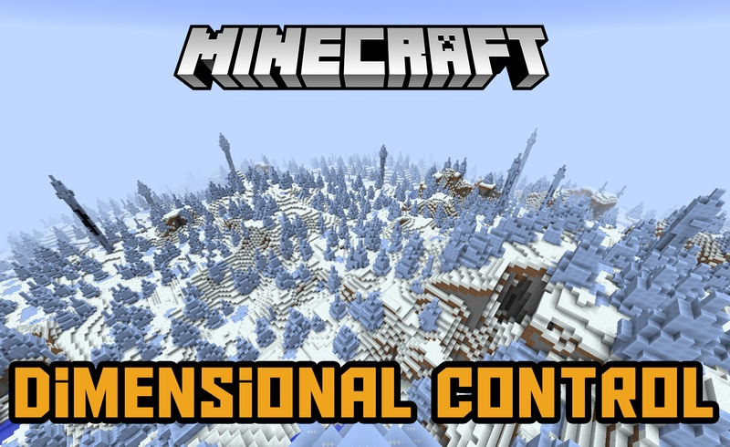 dimensional-control-mod-1-12-21-11-2-for-minecraft Dimensional Control Mod 1.12.2/1.11.2 for Minecraft
