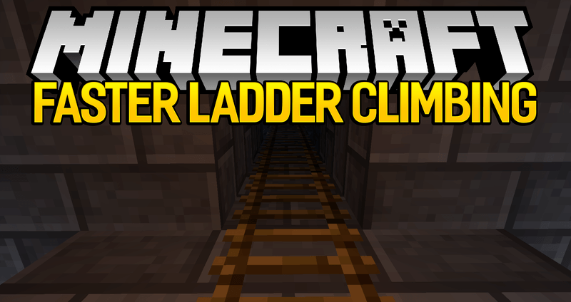 faster-ladder-climbing-mod-1-12-11-11-2-for-minecraft Faster Ladder Climbing Mod 1.12.1/1.11.2 for Minecraft