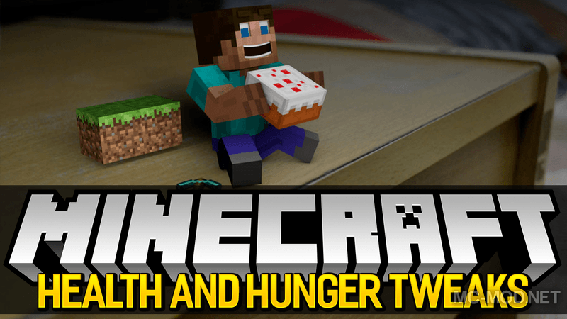 health-and-hunger-tweaks-mod-1-12-11-11-2-for-minecraft Health and Hunger Tweaks Mod 1.12.1/1.11.2 for Minecraft