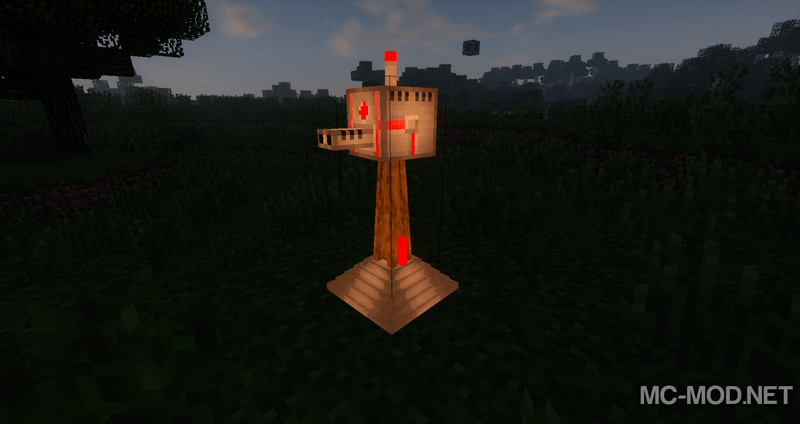 1507296580_902_turret-mod-rebirth-mod-1-12-21-11-2-for-minecraft Turret Mod Rebirth Mod 1.12.2/1.11.2 for Minecraft