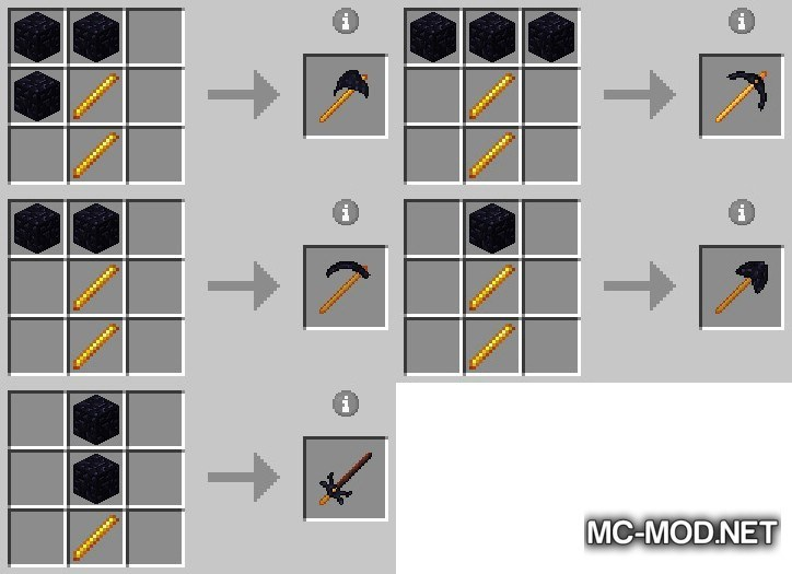 1507917413_782_fancy-tools-mod-1-12-21-11-2-for-minecraft Fancy Tools Mod 1.12.2/1.11.2 for Minecraft