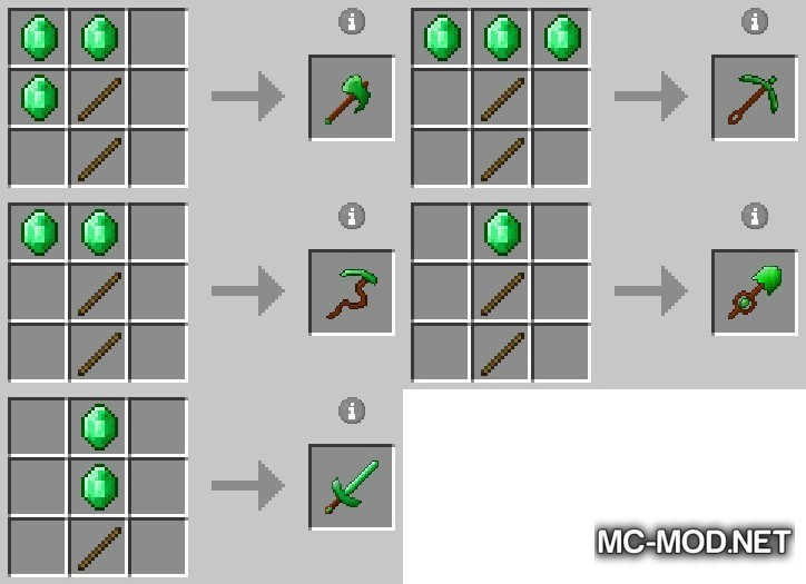 1507917413_800_fancy-tools-mod-1-12-21-11-2-for-minecraft Fancy Tools Mod 1.12.2/1.11.2 for Minecraft