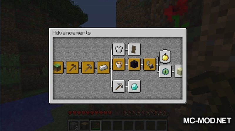 1507919263_227_better-advancements-mod-1-12-21-11-2-for-minecraft Better Advancements Mod 1.12.2/1.11.2 for Minecraft