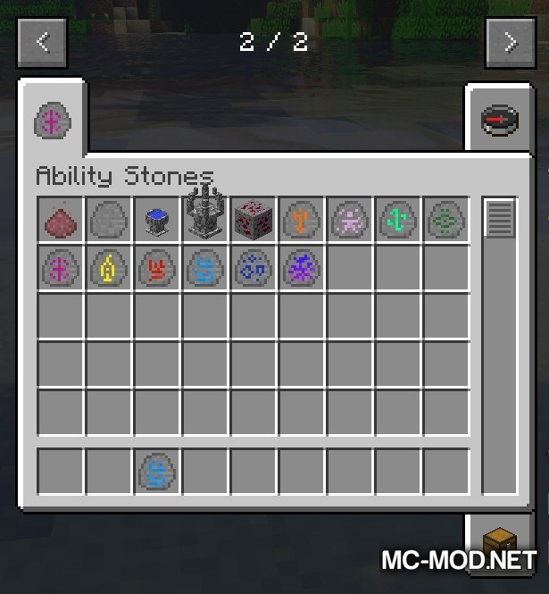1507921142_11_ability-stones-2-mod-1-12-21-11-2-for-minecraft Ability Stones 2 Mod 1.12.2/1.11.2 for Minecraft