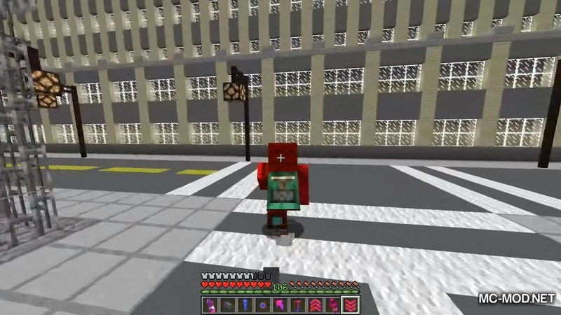 IronMan Mod for Minecraft 5