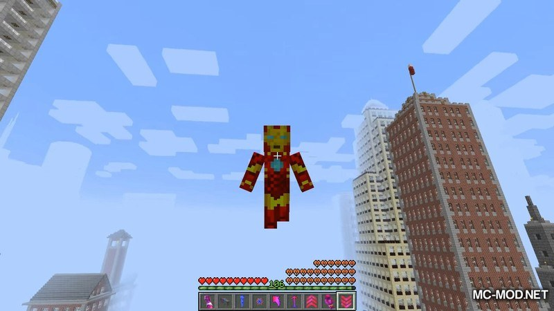 1508251440_967_ironman-mod-1-12-21-11-2-for-minecraft IronMan Mod 1.12.2/1.11.2 for Minecraft