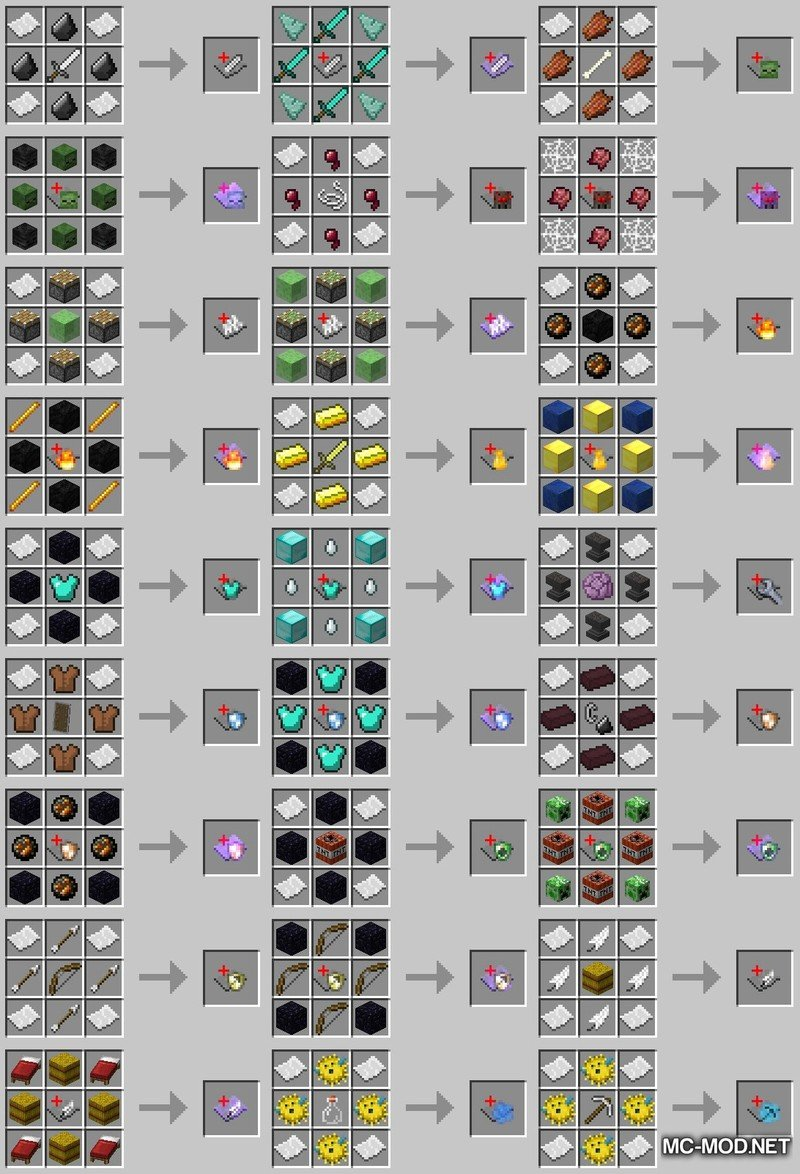 1509261870_757_advanced-combat-mod-1-12-21-11-2-for-minecraft Advanced Combat Mod 1.12.2/1.11.2 for Minecraft